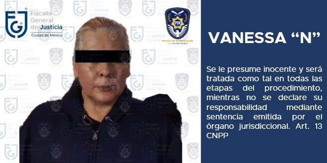 ¡Vídeo! Catea FGJCDMX inmueble en Coyoacán; asegura posibles drogas y detiene a mujer probablemente relacionada con doble homicidio