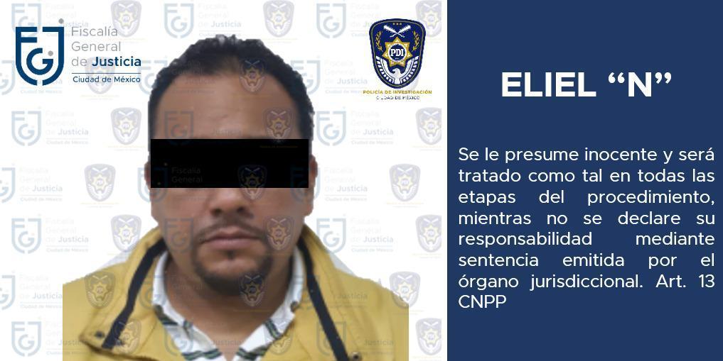 Aprehende policía de investigación en la CDMX a hombre buscado en Veracruz por homicidio ocurrido en 2016