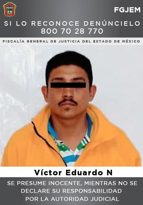 Detiene FGJEM a sujeto que habría intentado asesinar a una mujer en Tlalnepantla