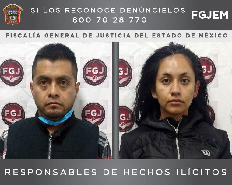 Condenan a 20 años de prisión para dos personas por un robo de vehículo de la plataforma digital DIDI en Ocoyoacac