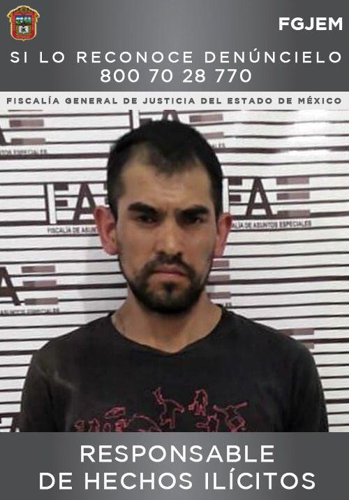 Condenan a 70 años de cárcel a sujeto que participó en el homicidio de tres personas en Toluca