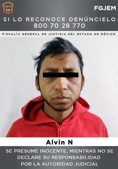 Aprehende FGJEM a sujeto investigado por la violación de una mujer en Jilotepec