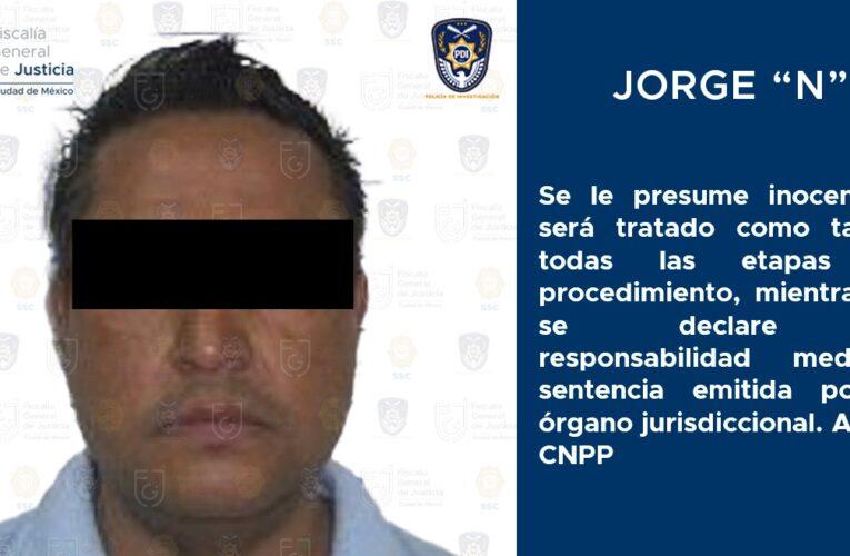 Lleva FGJCDMX a proceso a agente de la PDI, por su probable participación en los delitos de disparo de arma de fuego y ejercicio abusivo de funciones