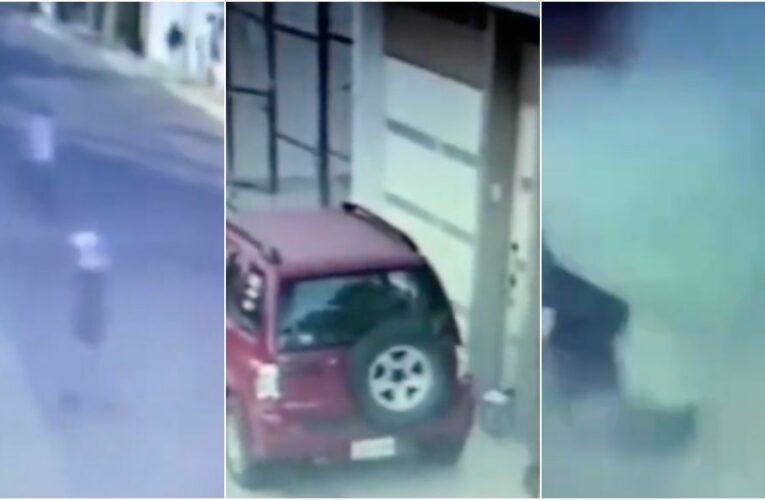 FGR ya en investigación por paquete explosivo en Puebla