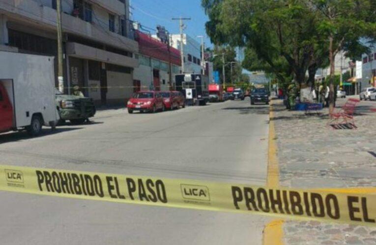 Balazos en la caseta de policías en León dejan un muerto