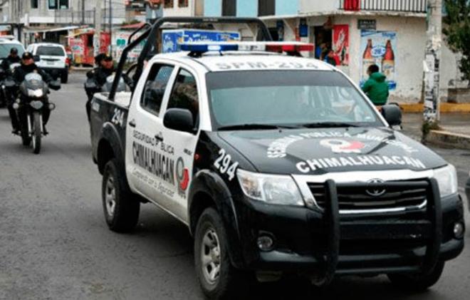 Se registra pelea entre elementos de seguridad y vecinos que dejo un muerto  y un herido en Chimalhuacan
