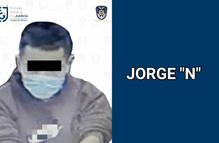 Logra FGJCDMX sentencia de más de 20 años de prisión contra un hombre, por el delito de feminicidio en grado de tentativa