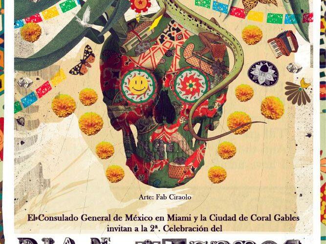 """Celebremos """"Día De Muertos"""" En Miami"""