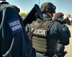 FGR desmantela y arresta a red de policías municipales por delincuencia organizada