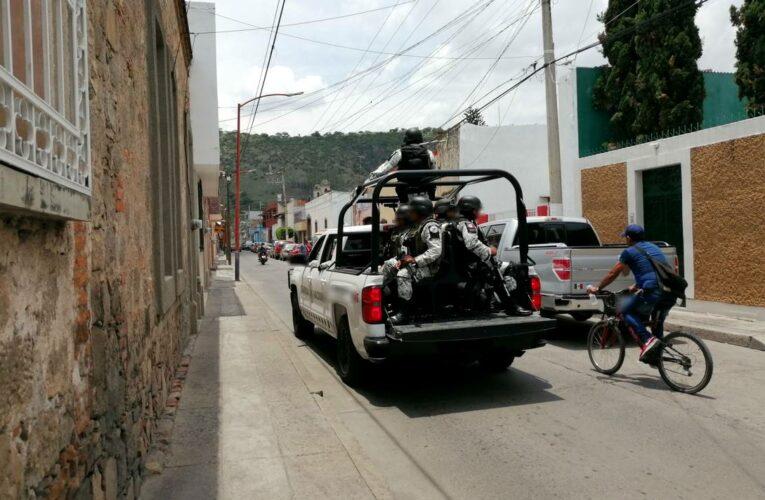 Detienen a ex jefe de la policía municipal de Acámbaro en operativo